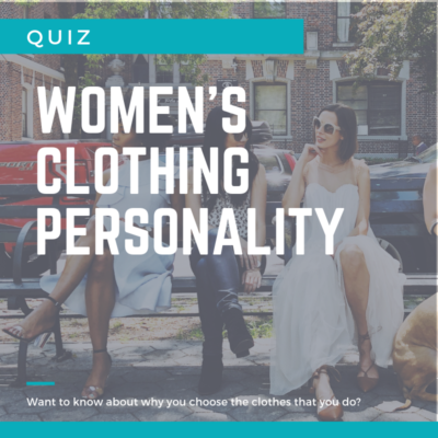 Womens' clothing style personalities