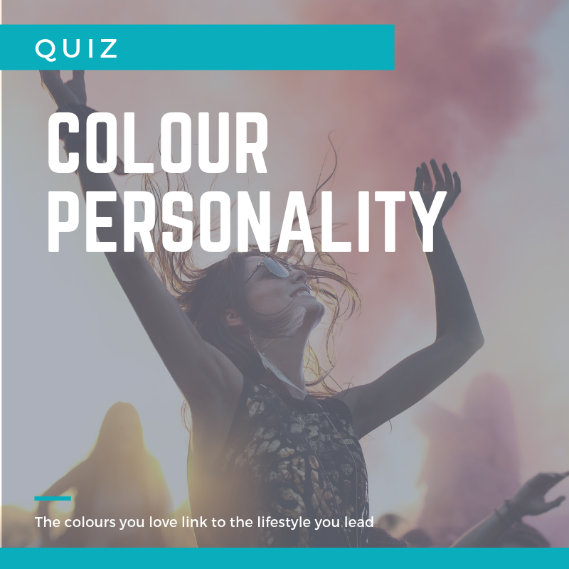 Your colour personality quiz
