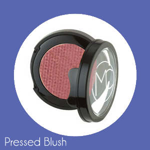 pressed blush in compact