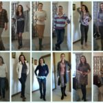 Days 20-40 of 100 days of 100 outfits