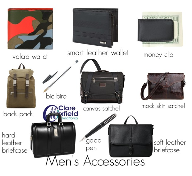 Men's Business Accessories